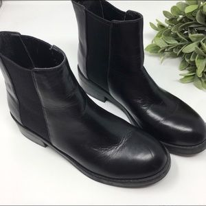 Steve Madden ankle boots!